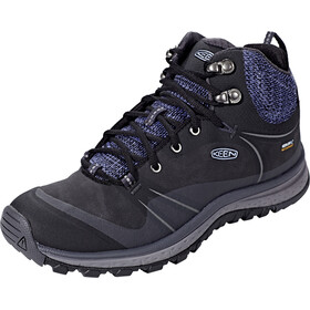 Keen Terradora Pulse Mid WP Shoes Women Black/Magnet